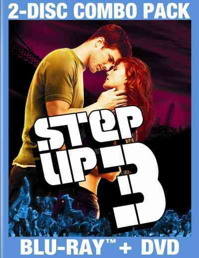 STEP UP 3 BY MALAMBRI,RICK (Blu-Ray)